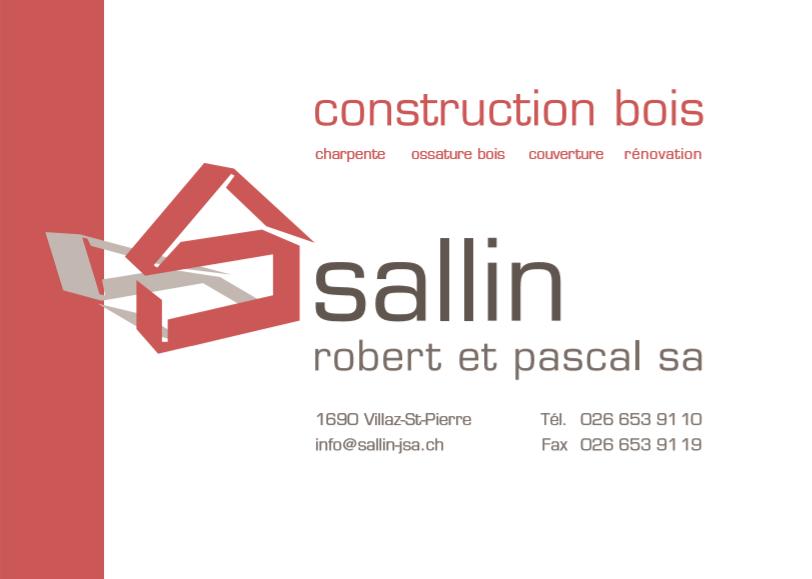 Sallin Robert et Pascal SA