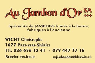 Jambon d'Or